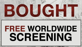 Bought free worldwide screening