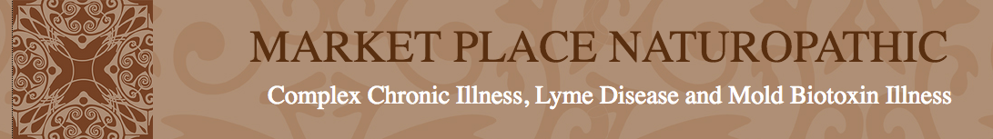 Market place naturopathic logo