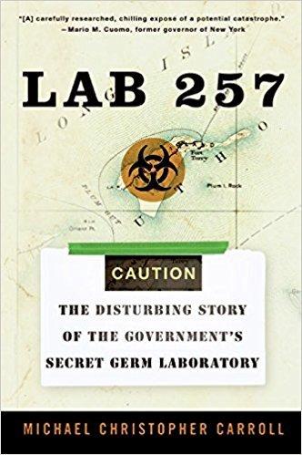 Lab 257 cover